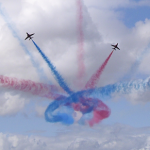 Custom Solutions - RIAT 2011 Red Arrows